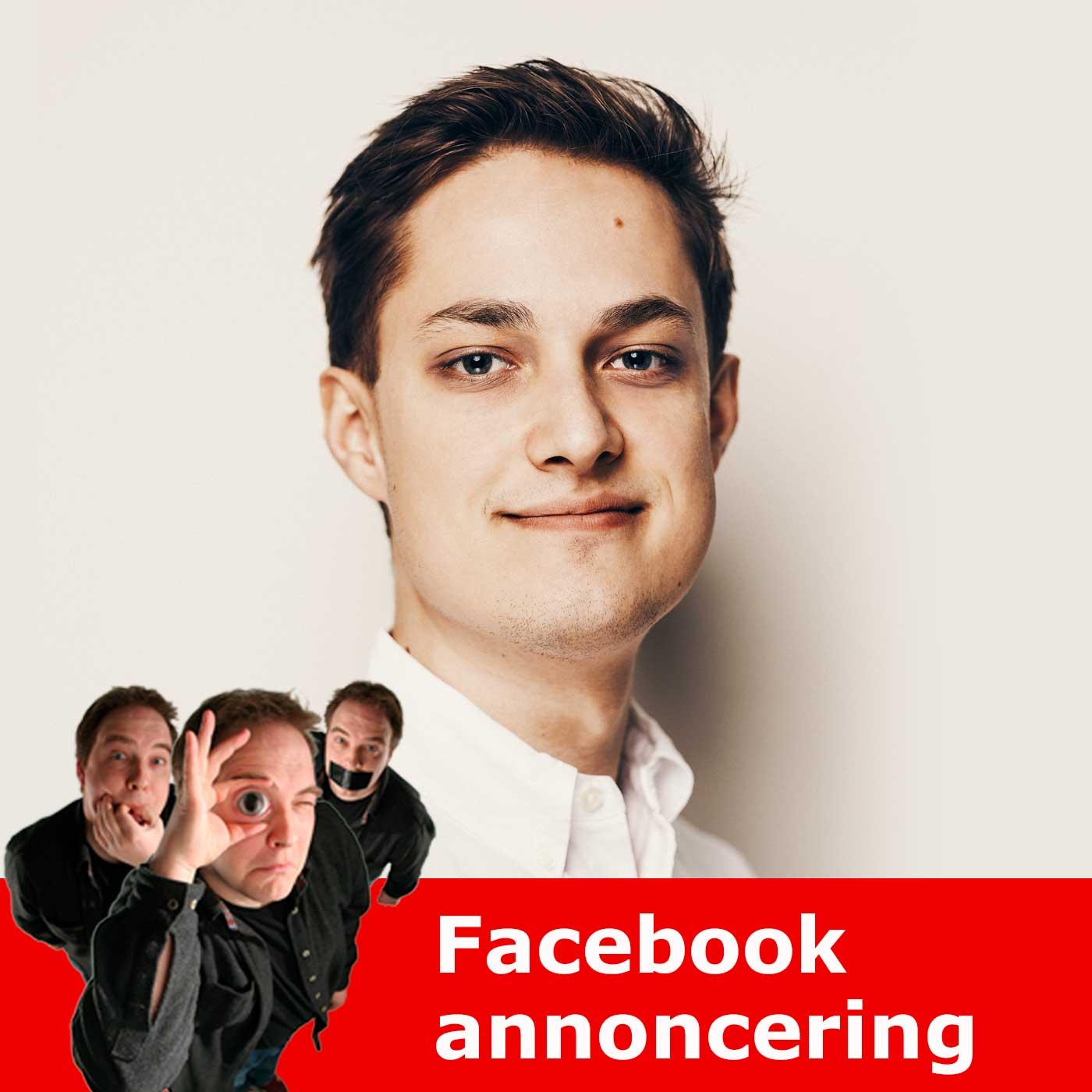 Facebook Annoncering med Kristian Larsen