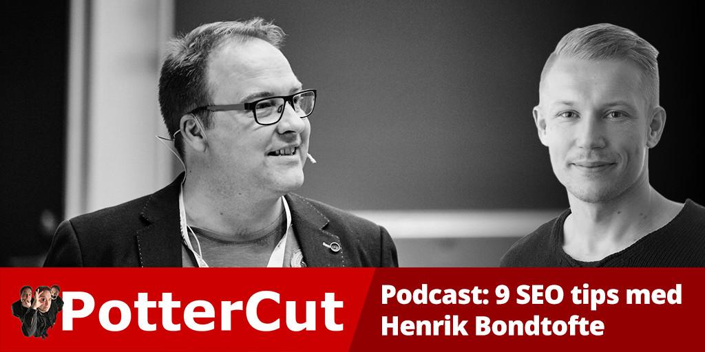 Podcast 9 SEO tips