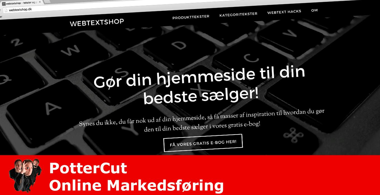 WebTextShop